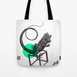 Zoologica Serie: Ambition Tote Bag