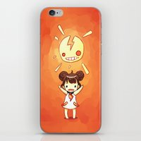 always sunny iPhone & iPod Skins featuring Sunny by Freeminds