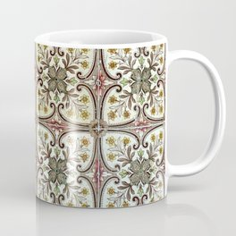 Floor Series: Peranakan Tiles 11 Coffee Mug