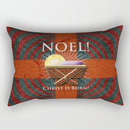 Noel! Rectangular Pillow
