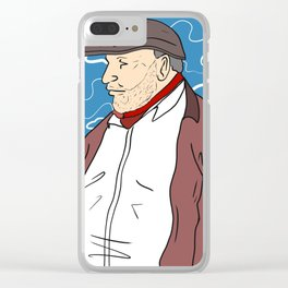 Jimmy Clear iPhone Case