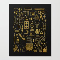 Make Magic Canvas Print