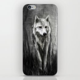 Northern Wolf iPhone Skin