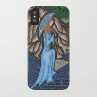monet iPhone & iPod Cases featuring Monet by Gabriel Guyer