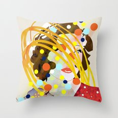 Loretta Throw Pillow