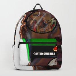 Kwanzaa King Backpack