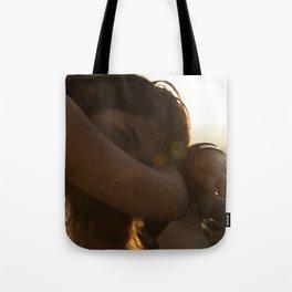 Sunset Sorrow Tote Bag