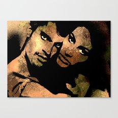 He & She Canvas Print