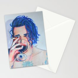 Matty (Colorful) Stationery Cards
