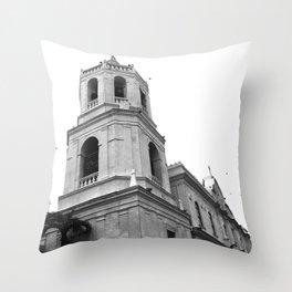 Cebu Metropolitan Cathedral Throw Pillow