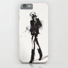 Fringe - Fashion Illustration Slim Case iPhone 6s
