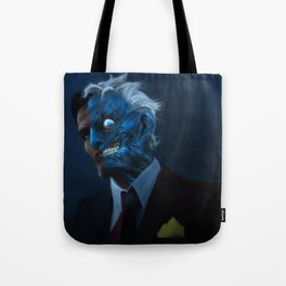 DENTED Tote Bag