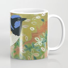 Superb Fairy Wren Coffee Mug