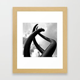Transpire Framed Art Print
