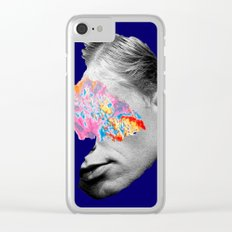 Banished to this beautiful land Clear iPhone Case
