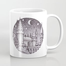 School of Witchcraft and Wizardry Coffee Mug