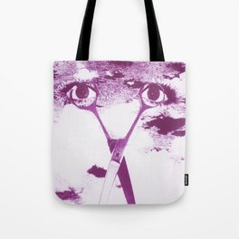 Five Senses IV - Eyes on you Tote Bag