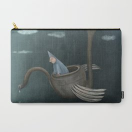 The Flying Machine Carry-All Pouch