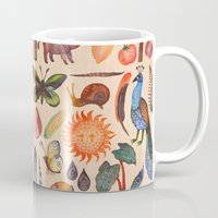 tropical Mugs featuring Tropical by Vladimir Stankovic