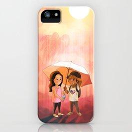 Love Trumps Hate #3 iPhone Case