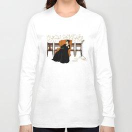 Umm Kulthum Long Sleeve T-shirt