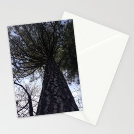 Trees in Yosemite - California Countryside Stationery Cards