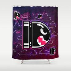 Bonzai Billz Shower Curtain