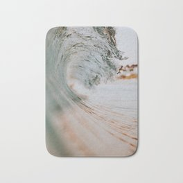 summer waves xiii Bath Mat