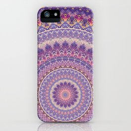 Mandala 489 iPhone Case
