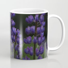 Lupin Field Coffee Mug