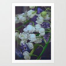 lily bells Art Print