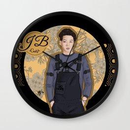 JB -Got7- Wall Clock