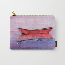 Red Dory Reflections Carry-All Pouch