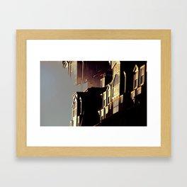 In Dreams Framed Art Print