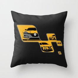 RS Throw Pillow
