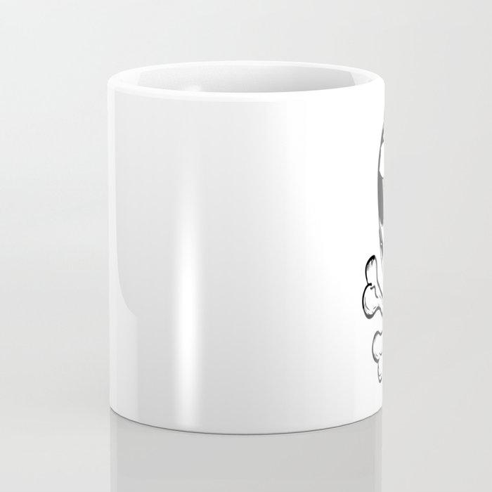 Stig and Crossbones Coffee Mug