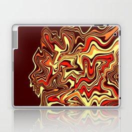 Volcanic Liquid Agate Laptop & iPad Skin
