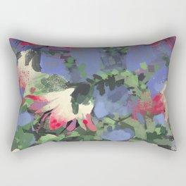Darwinia meeboldii Rectangular Pillow