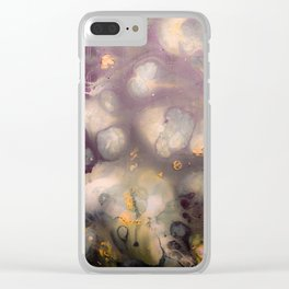 Untitled Clear iPhone Case