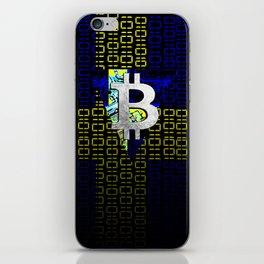 bitcoin sweden iPhone Skin