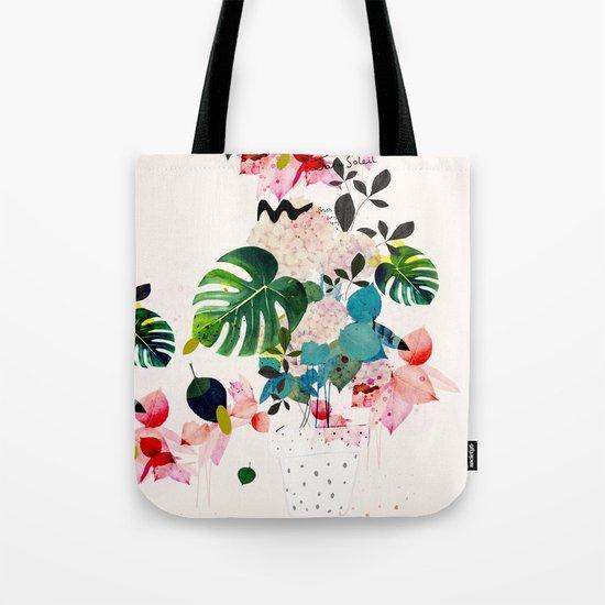 Jane Soleil Tote Bag