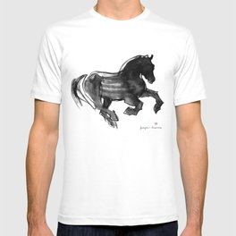 Horse (Devil cantering) T-shirt