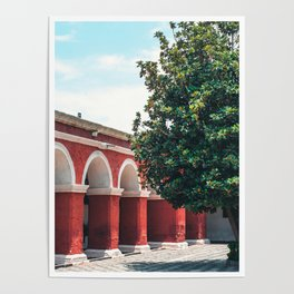 AREQUIPA LUCES Poster