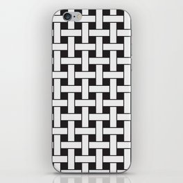 Plane Weave Seamless Pattern. iPhone Skin