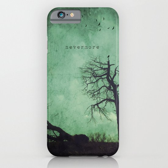 Nevermore iPhone & iPod Case
