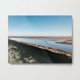 Norfolk tides Metal Print