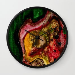 Abstract 6 Wall Clock