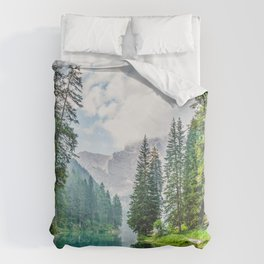 The Place To Be Duvet Cover