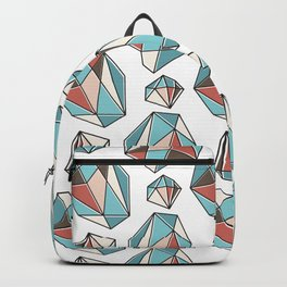 Diamonds are forever Pattern 3 Backpack