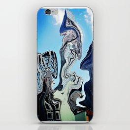 Power of Imagination iPhone Skin